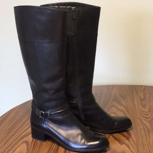 65a2ae2125d BANDOLINO Ladies LEATHER Boots
